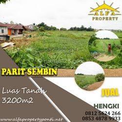 Tanah Parit Sembin, Pontianak, Kalimantan Barat
