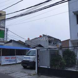 Kavling Strategis sebrang Jl.Patal Senayan. siap Bangun