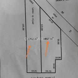 Tanah Exclusive Dekat Bandara Soetta Murah