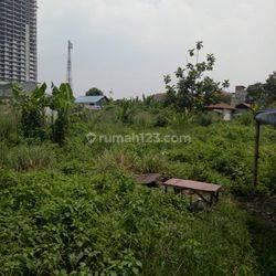 Tanah di Pinggir Jalan Raya Cikokol Tangerang