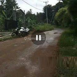 Tanah Jonggol Murah Di Jl Menteng Raya Pinggir Jalan Besar Aspal