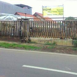 Tanah dan Ruko Jalan Raya Bogor KM 34