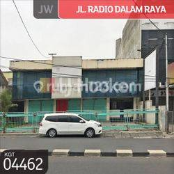Tanah Jl. Radio Dalam Raya Kebayoran Baru, Jakarta Selatan