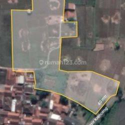 Tanah Zonasi Kuning, Cocok untuk Perumahan di Soreang dekat Tol Seroja