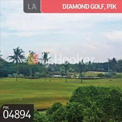 Kavling Diamond Golf, PIK, Jakarta Utara