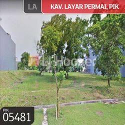 Kavling Layar Permai, PIK, Jakarta Utara