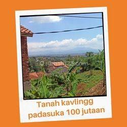 Tanah kavling Padasuka dekat saung udjo Bandung Timur