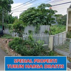 Tanah Kavling Mainroad Harga Spesial di Hegarmanah Bandung