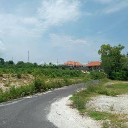 Tanah cocok untuk villa dan hotel