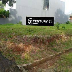 Tanah Kavling Hook di Bintaro Jaya Sektor 9