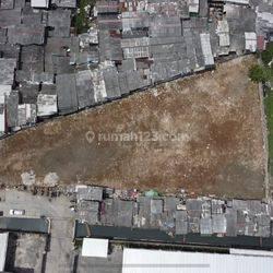 TERMURAH TANAH DI KAPUK, LUAS 3585m2, SHM, AKSES KONTAINER (081315212979)