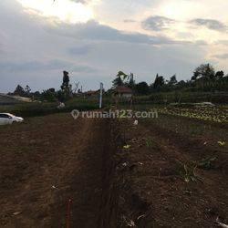 HOT DEAL Kavling tanah idaman di Cihanjuang Gegerkalong Lembang