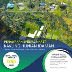 Tanah kavling perumahan di baleendah 24mnt Podomoro bojongsoang