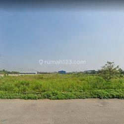 Tanah Industri Kavling Industri Balaraja Barat