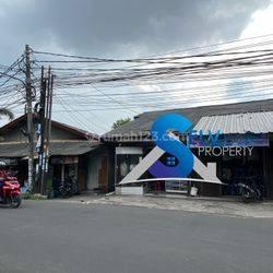 Area Komersial Pinggir Jalan Raya Cipadu Cocok Untuk Ruko/Townhouse