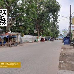 Kavling Strategis Jl Borobudur Cibodas Tangerang Karawaci (Depan Terminal Bus)