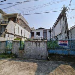 CHANDRA*rumah tua uk tanah 500m2 sertifkat SHM di greenville
