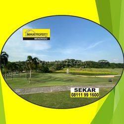 Kaving Bukit Golf BSD City ! View Golf ! Elite dan Prestisius !