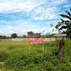 Tanah Kavling Taman Kebon Jeruk Komplek Intercon Srengseng Kembangan Jakarta Barat
