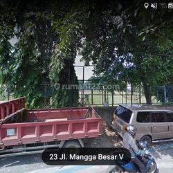 Tanah clean & clear Dibawah NJOP Di Mangga Besar Jakarta Barat