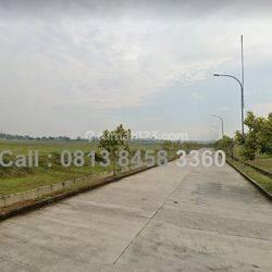 Tanah Industri ( Indusrtial Land ) Delta Silicon Lippo Cikarang 2 Hektar
