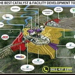 Kavling Commercial Tallasa City Parangloe untuk Warehouse Office Showroom Workspace