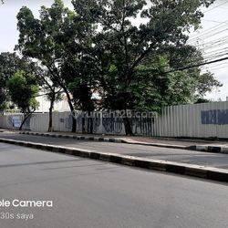 Tanah Lokasi Strategis Pinggir Jalan Raya Dekat Akses Tol Simatupang