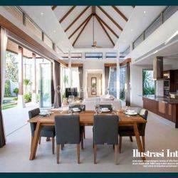 Kavling premium di PIK2, Villa Pasir Putih, mulai 10x20 harga mulai 28jt/m2, dekat akses toll