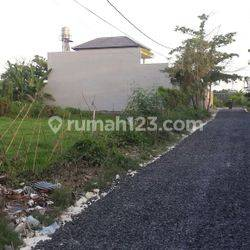 Tanah di Belakang Sunset Road Kuta -Lokasi Strategis