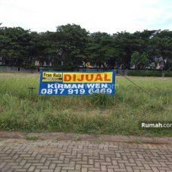 Tanah Kavling Casa Jardin Residence Hoek Harga NJOP