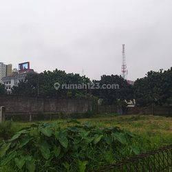 Kavling Mainroad Soekarno Hatta For Rent