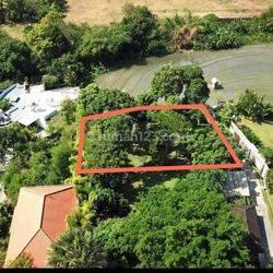 Tanah di Berawa - Canggu kawasan Villa - Luas 809m2