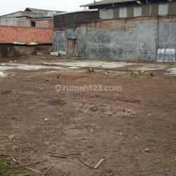 Tanah Murah Siap Bangun Di Jl Prabu Kiansantang Priuk Tangerang