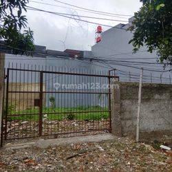TANAH KAVLING LUAS 450M2 DI VILLA TOMANG MAS, DURI KEPA, JAKARTA BARAT