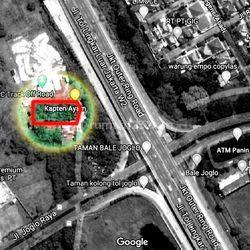 Tanah Komersil Strategis Joglo Raya Kembangan Jakarta Barat