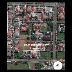 Kavling hunian di komplek sperumahan elite : Taman Kebon Jeruk Interkon,Jakarta Barat.