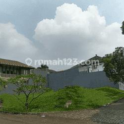 Tanah Exclusive Posisi Hoek Super Strategis Di Puspita Loka BSD
