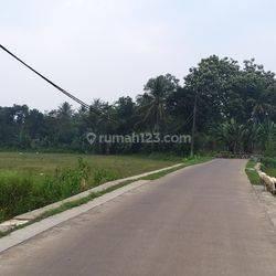 Dijual Tanah Murah di Daru Jambe, Sangat Cocok untuk Perumahan