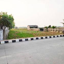 BUTUH CEPAT!! Tanah Sawah Cocok untuk Usaha di Desa Kramat Paku Haji