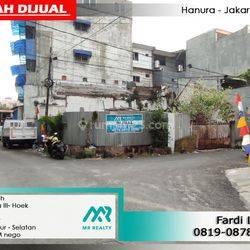 Tanah Hanura 3, Tanah Seral, Kec, Tambora Jakarta Barat