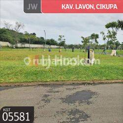 Kavling Lavon Cluster Corona Cikupa, Tangerang, Banten