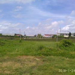 Tanah startegis dekat bandara dan pelabuhan kota Makassar