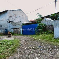 Gudang hitung tanah di Ciputat Tangerang Selatan