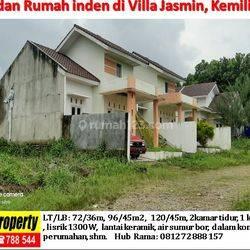 Tanah kavling dan rumah inden di perum villa jasmin, kemiling