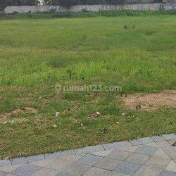 Tanah Komersial jalan Mega Kuningan Murah 85 juta/m ijin Gedung 40 Lantai