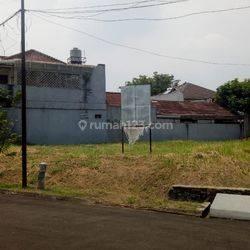 dijual kavling villa melati mas serpong 5.5jt/m2 nego