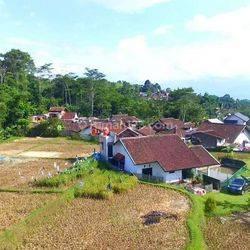 Tanah Luas Di Dago Atas Bandung