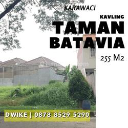 Kavling Siap Bangun di Perumahan Taman Batavia - Lippo Karawaci, Ngantong hadap Tenggara