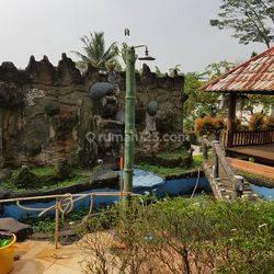 Tanah Berikut Bangunan Cocok Buat Cluster,Lokasi Cisauk Tangerang
