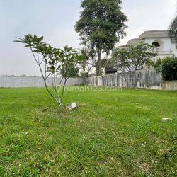 Kavling Karawaci, 464 m², Bentuk Ngantong, Siap Bangun @ Danau Biru - 08.1212.560560